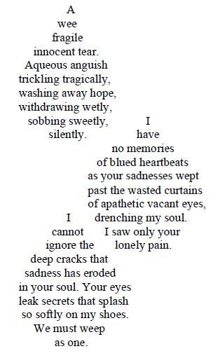 Teardrops - MacLean